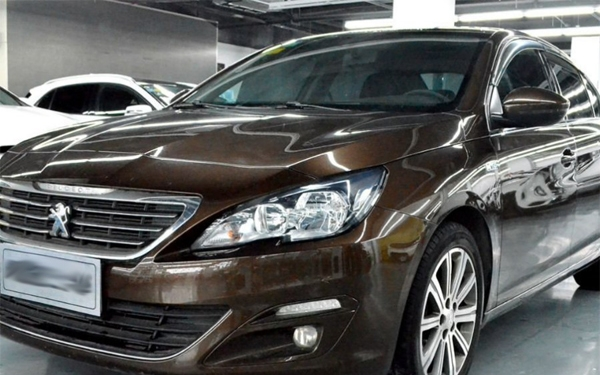 Used Peugeot 408 2016 1.6T Automatic Deluxe Edition
