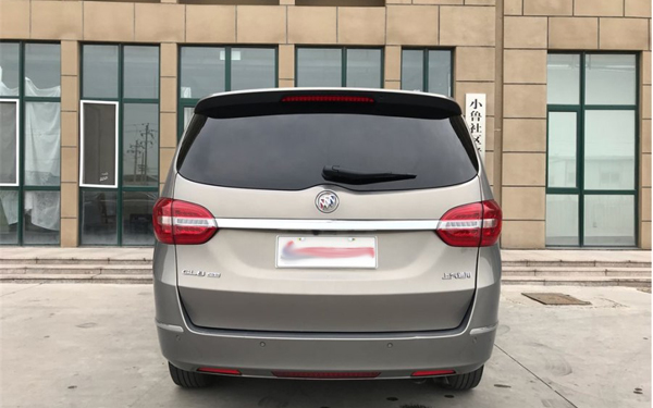Used Buick GL8 2017 models 25S luxury type country V, Jinan used car recycling