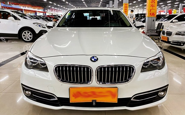 Used BMW 5 Series 2014 525Li Luxury Design Set, Jinan Used Car Recycling