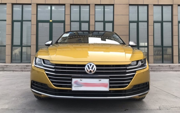 Used FAW-Volkswagen CC 2019
