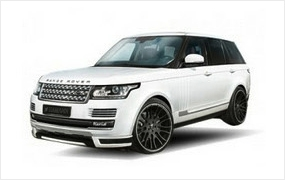 Jinan used car recycling: Range Rover Executive Edition